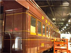 Passenger Coach No. 3556