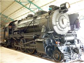 Freight Locomotive No. 5741