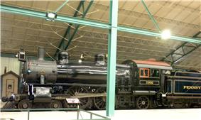 Passenger Locomotive No. 7002
