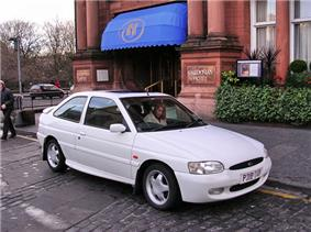 1996 Ford Escort RS2000 2WD.