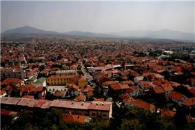 Centre of Radoviš