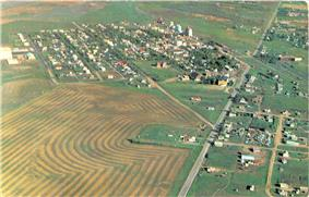 Radville, about 1970