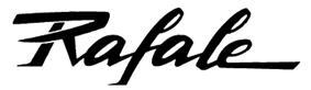 Logo with black stylised word