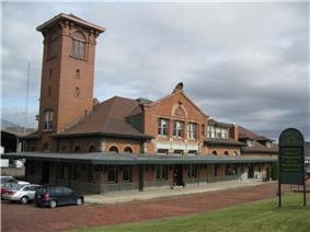 Railroad Terminal Historic District