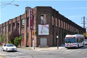 American Railway Express Company Garage