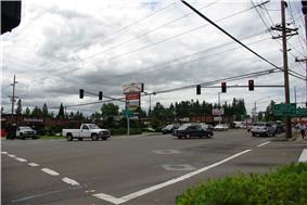 Beaverton-Hillsdale Highway and Scholls Ferry Road