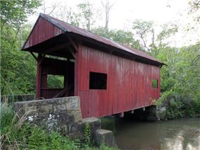 Ralston Freeman Covered Bridge