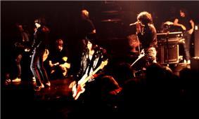 The Ramones in 1980