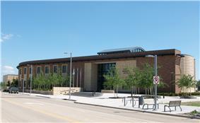 Ramsey Municipal Center, June 2009