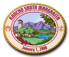 Official seal of City of Rancho Santa Margarita