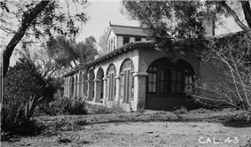 Rancho Guajome, 1936