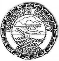 Seal of Randolph County, Indiana