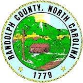 Seal of Randolph County, North Carolina