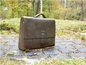 Raoul Wallenberg briefcase 2009.jpg