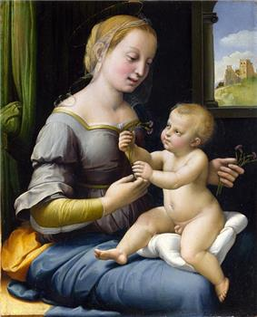 Raphael Madonna of the Pinks.jpg