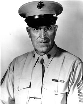black & white photograph of Francis D. Rauber