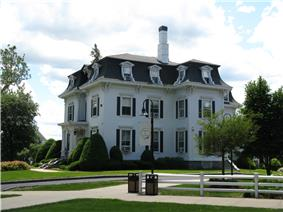 Dean Junior College Historic District