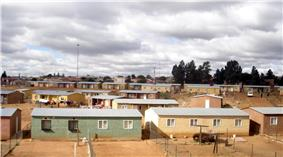RDP Housing in Soweto