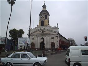 Recoleta Church of the Franciscan order
