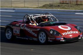 Renault Sport Spider racecar.