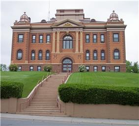 Red Lake County Courthouse