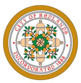 Official seal of City of Redlands