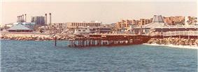 Redondo Beach Pier, 1991