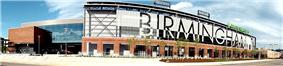 Regions Field is the home to the Birmingham Barons baseball team