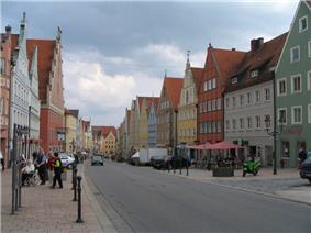 Reichsstrasse, Donauwörth