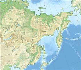 Sarychev Peak is located in Far Eastern Federal District