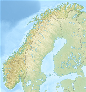RRS is located in Norway