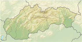 Gerlachovský štít is located in Slovakia