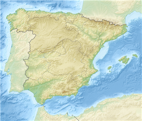 Sierra Nevada (Spain) is located in Spain