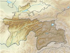 Ismoil Somoni Peak is located in Tajikistan