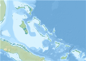 Mount Alvernia is located in Bahamas