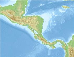 1972 Nicaragua earthquake is located in Central America