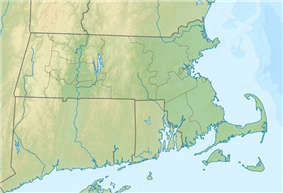 TPC Boston is located in Massachusetts