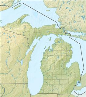 Ambassador Bridge is located in Michigan