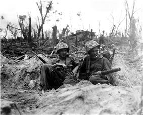 Peleliu Battlefield