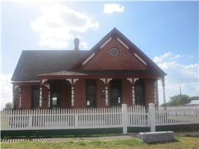 XIT Ranch General Office in Channing