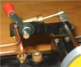 reversible oscillating cylinder