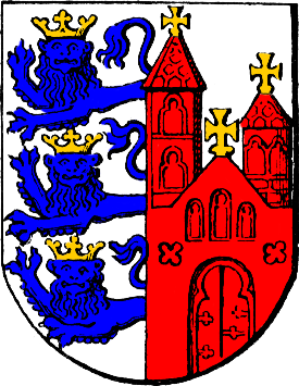 Coat of arms of Ribe