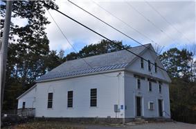 Veterans' Memorial Hall