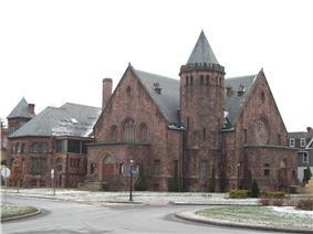 Richmond Avenue Methodist-Episcopal Church