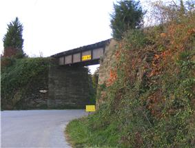 Ridge Road Bridge, Stewartstown Railroad
