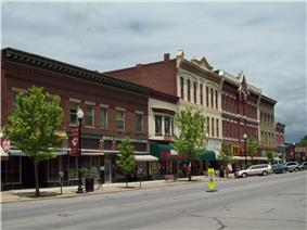 Ridgway Historic District