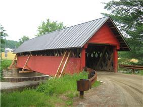 River Road Covered Bridge