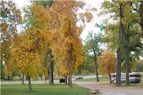 Riverfront Park along the Nez Perce National Historic Trail.