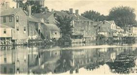 Ipswich riverfront c. 1906
