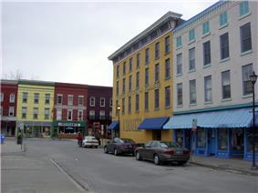 Owego Central Historic District